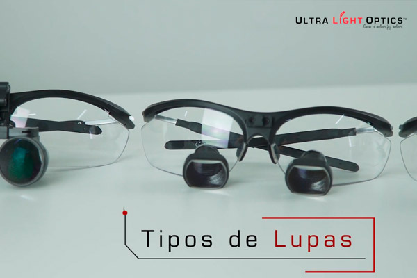 Lupas Ultralight Optics